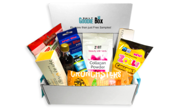 FREE Upcoming Daily Goodie Box...