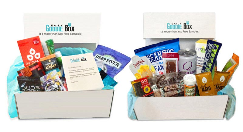 FREE Goodie Boxes!